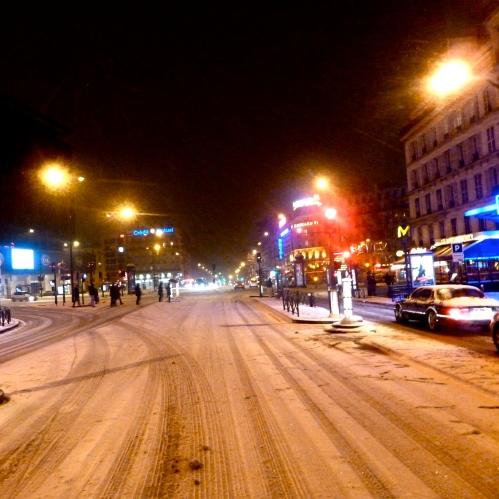Blvd Montparnasse