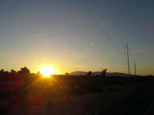 sunrise 9:18