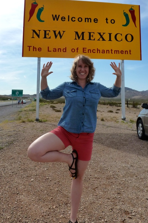 Entering NM in Tree Pose